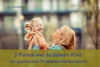 Dein Kind hat Angst? - therapie2go - dein innerer Kompass für psychisch gesunde Kinder