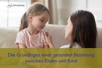 Kind hat Angst? therapie2go - dein innerer Kompass für psychisch gesunde Kinder